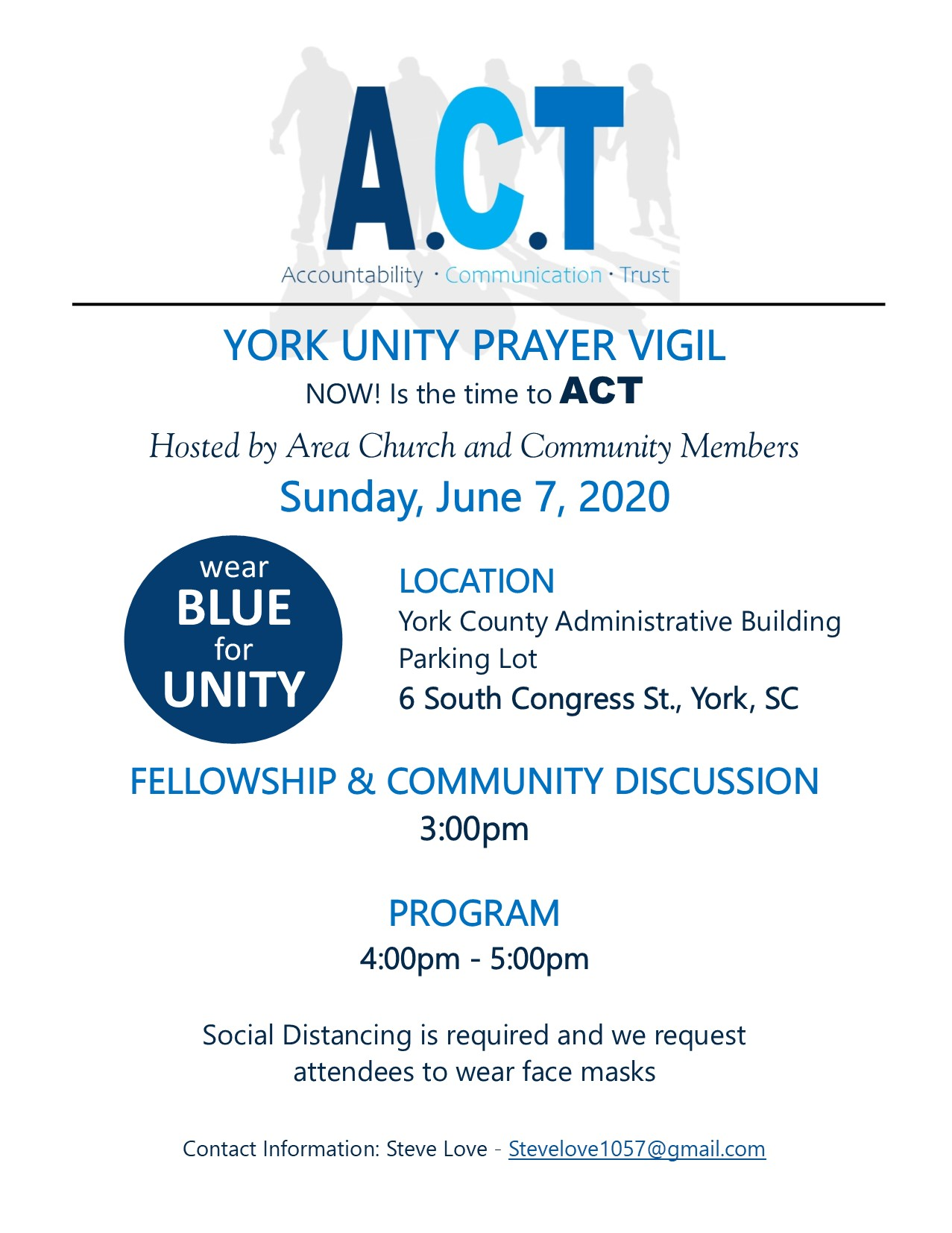 ACT Prayer Vigil.Flyer.Blue.Final